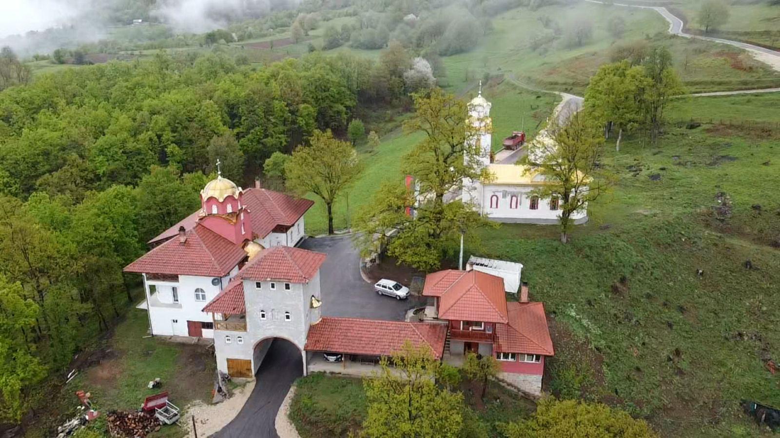 Манастир Карно